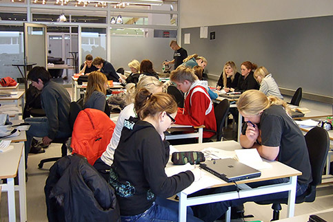 Excellent Education: Schools in Iceland
